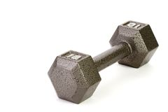 Dumbbell Fotografia de Stock Royalty Free