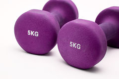 Dumbbell fotografie stock