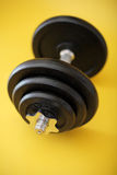 Dumbbell Foto de Stock