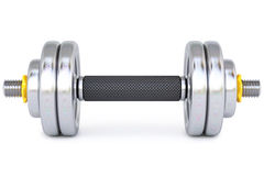 Dumbbell Stock Photo