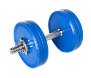 Dumbbell Obrazy Royalty Free