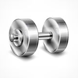 Dumbbell Royalty Free Stock Image