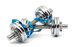 dumbbell stockbilder