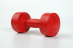 Dumbbell fotografia stock