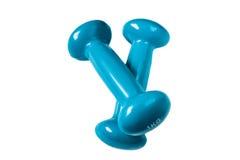 Dumbbell dla sprawności fizycznej Zdjęcie Royalty Free