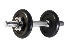Dumbbell isolated Royalty Free Stock Image