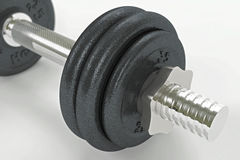 Dumbbell03 Royalty Free Stock Photography