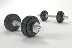 Dumbbell06 Stock Photography