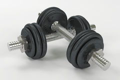 Dumbbell07 Royalty Free Stock Images