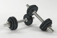 Dumbbell08 Royalty Free Stock Photography