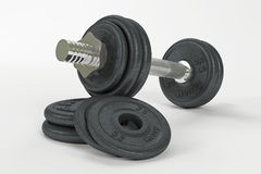 Dumbbell09 Photo libre de droits