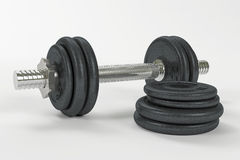 Dumbbell11 Royalty Free Stock Images