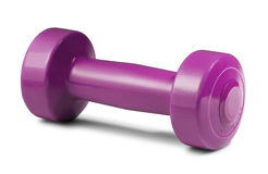 Dumbbells stockfotos