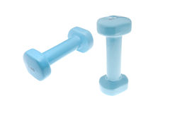 Dumbbells Foto de Stock