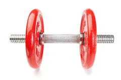 Dumbbells fitness. Stock Image