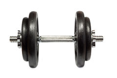 Dumbell image stock