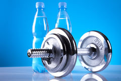 Dumbell Fotografia de Stock Royalty Free