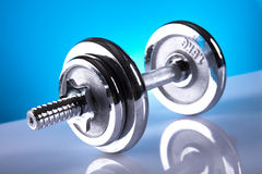 Dumbell Stock Photo