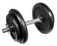 Dumbell Stock Photography