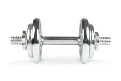 Dumbell Royalty Free Stock Images