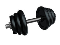 Dumbell Stockfotos