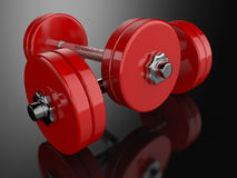 Dumbells Stock Images