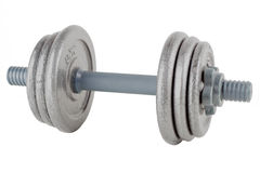 dumbells Obrazy Stock