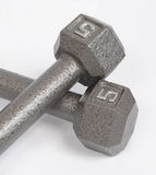 Dumbells Immagine Stock