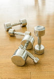 Dumbells Stock Foto