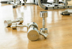 Dumbells Stock Foto's