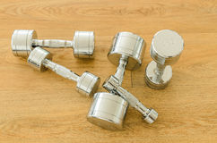 Dumbells Stock Photography
