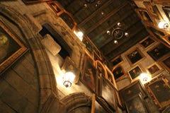 Dumbledore哈利・波特Wizarding世界的` s办公室  图库摄影