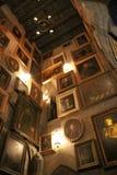 Dumbledore哈利・波特Wizarding世界的` s办公室  免版税库存图片