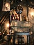 Dumbledore哈利・波特Wizarding世界的` s办公室  库存图片