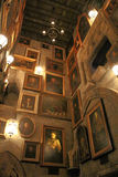 Dumbledore`s office in The Wizarding World of Harry Potter Stock Image