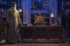 Dumbledores Office Royalty Free Stock Photography