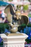 Dumbo на Диснейленде стоковая фотография