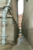 DUMBO Passageway Brooklyn New York USA Stock Image