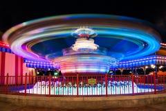 Dumbo Ride Disney World stock photo