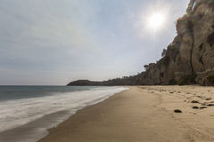 Dume Cove Beach Malibu Royalty Free Stock Photos
