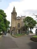 Dumfermline Abbey Dumfermline Scotland Regno Unito Fotografia Stock Libera da Diritti