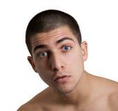 Dummes Gesicht Lizenzfreie Stockbilder