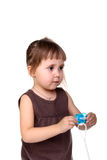 Dummy for the little brother Royalty Free Stock Photos