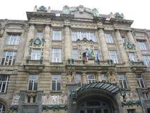 Dumna fasada, Budapest obraz stock