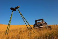 dumnie przechodzić na emeryturę Fotografia Stock