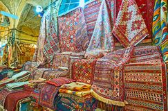 Dumny Persia, Shiraz zdjęcie stock