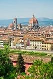 Dumo di Firenze Immagine Stock Libera da Diritti