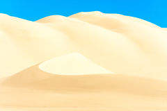 Dumont dune. S in California, USA Stock Images