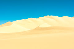 Dumont dune. S in California, USA Royalty Free Stock Photos