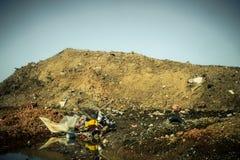 Dump Stock Image